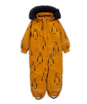 Kebnekaise Penguin Overall -  Brown