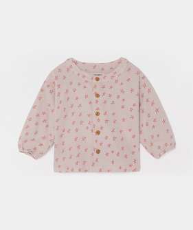All Over Stars Buttons Blouse #147 ★ONLY 12-18M★