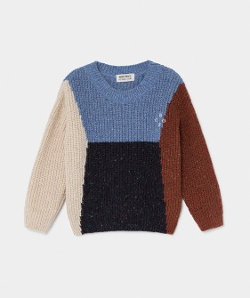 Color Block Bobo Jumper #113