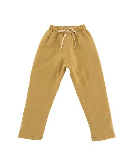 Doble Tavi Pants - Mustard ★ONLY 1-2Y★