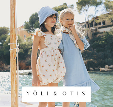 Yoli & Otis SS20 Look Book
