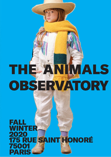 The Animals Observatory FW20