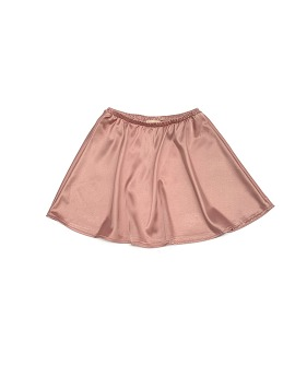 Flared Satin Skirt #20212 - Ballerina