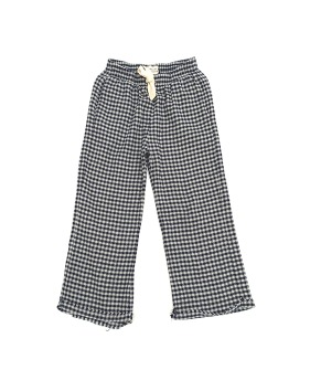 Check Pants #20213 - Blue Check