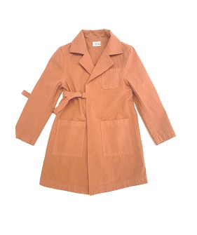 Canvas Coat #20203 - Backed Clay Canvas