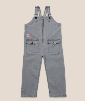 Denim Dungaree #01102