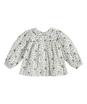 Josephine Blouse - Dainty Multi-Tone Floral
