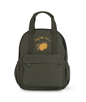 Loma Kids Backpack Mini - Moss Grey