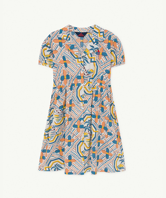 Dolphin Kids Dress - 001177_009_OZ