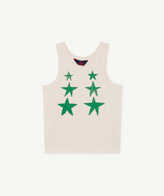 [EXCLUSIVE] Frog Kids T-Shirt - White Stars