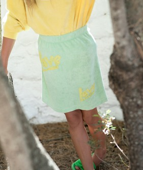 Skirt F-295 - Patina Green