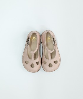 Pepe Shoes - #Lucy Silver Pink