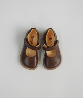 Dolly Shoes - #3272 Brown